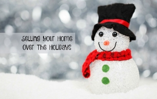 Selling Your Home Over The Holidays
