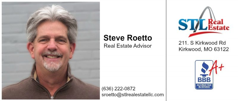 Steve Roetto STL Real Estate