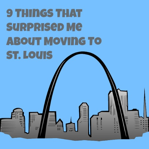 Moving To St. Louis